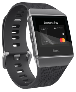 Watch - Fitbit Pay