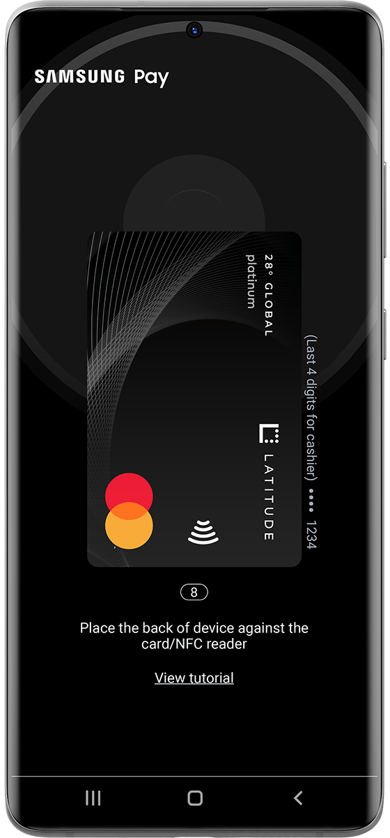 Phone - Samsung Pay