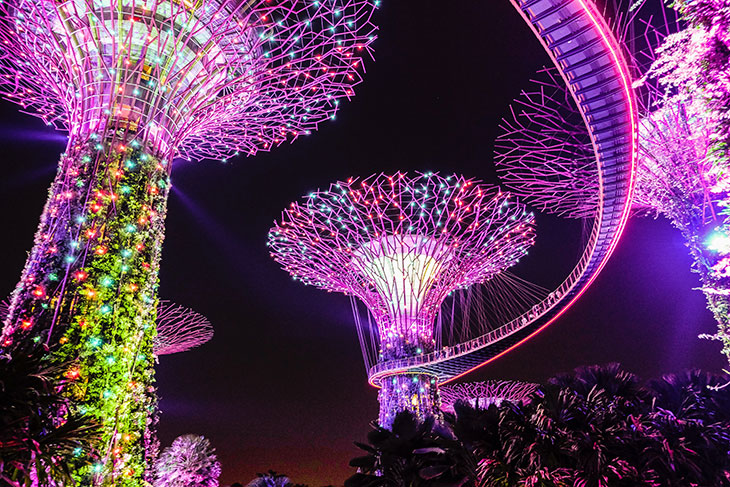 10 most instagrammable places on earth - Singapore