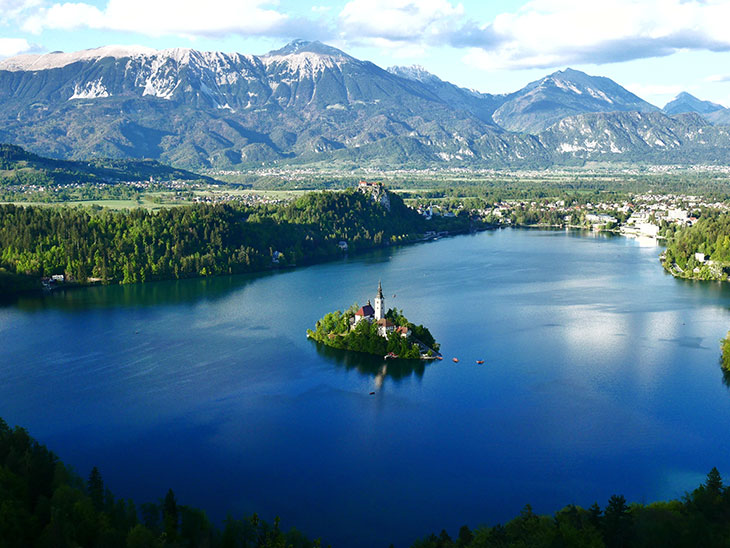 10 most instagrammable places on earth - Slovenia