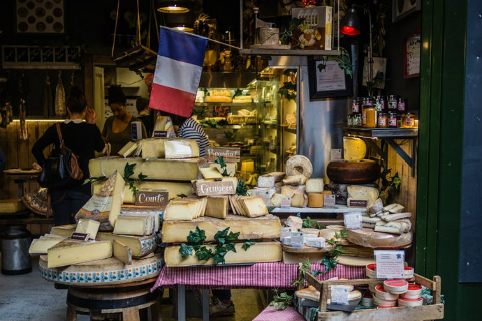 Visit the cheese capitals