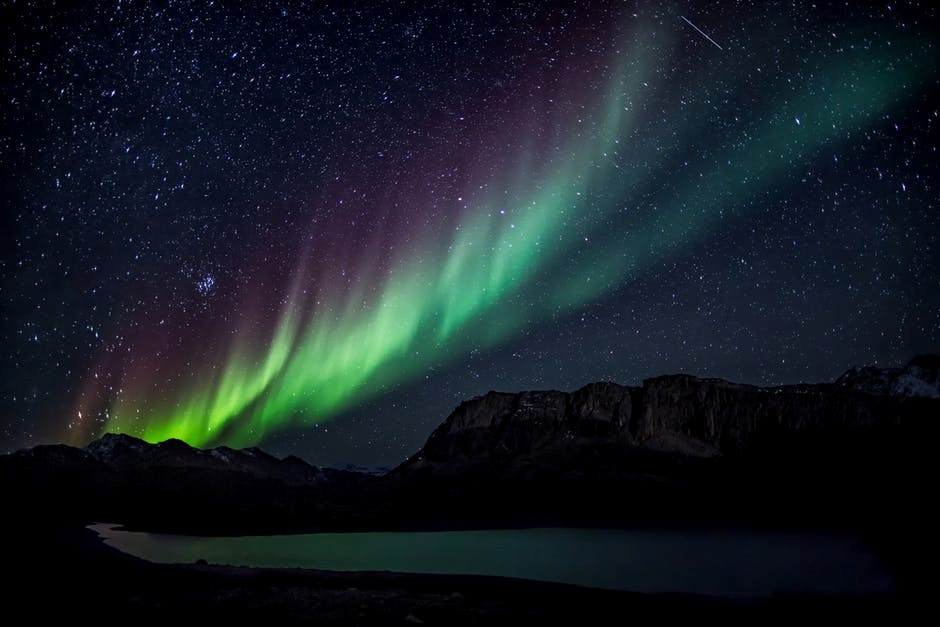 Discovering the northern lights