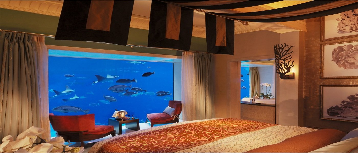 6 Unbelievable Underwater Hotels To Stay At Travel Inspiration