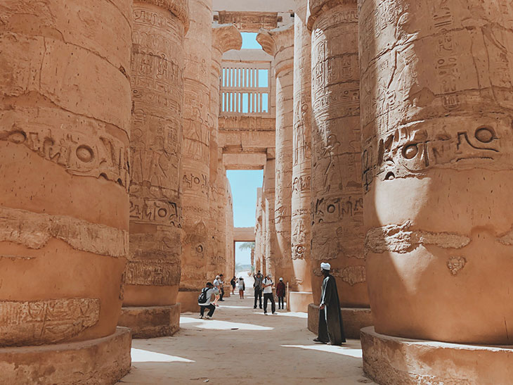 Egypt for First-Time Adventurers