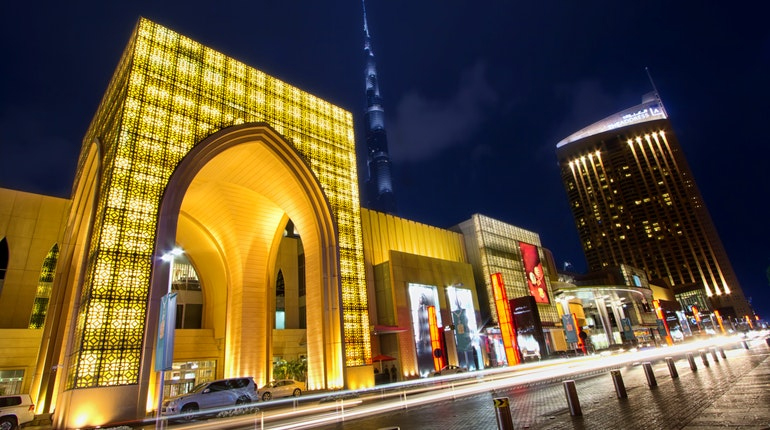 Dubai Mall - Dubai, United Arab Emirates