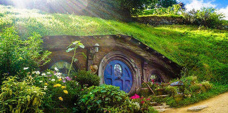 hobbiton new zealand holiday