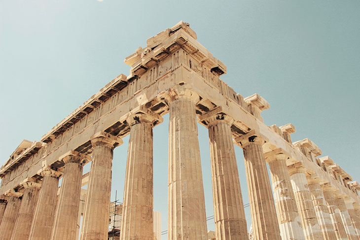 Travel Back in Time: Visit Athens