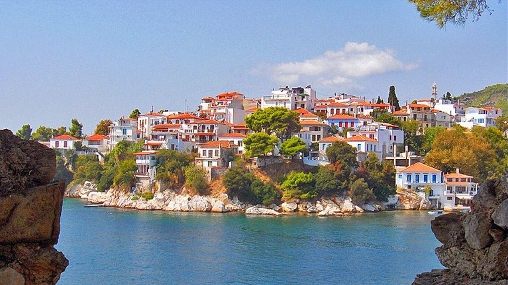 Skiathos, Greece - Mamma Mia!